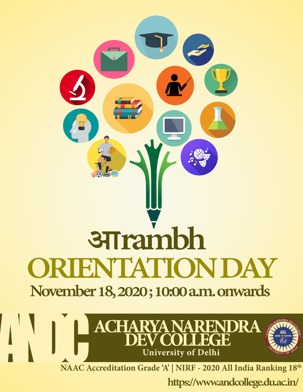 Orientation Day 2020